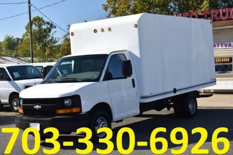 2005 Chevrolet Express Cutaway for sale at MANASSAS AUTO TRUCK in Manassas VA
