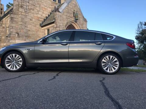 2017 BMW 5 Series for sale at Reynolds Auto Sales in Wakefield MA