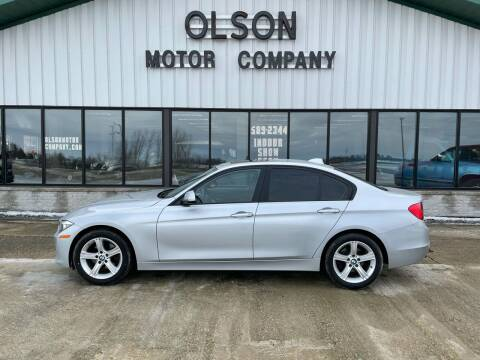 2013 BMW 3 Series for sale at Olson Motor Company in Morris MN