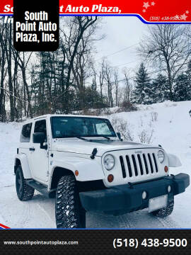 2012 Jeep Wrangler for sale at South Point Auto Plaza, Inc. in Albany NY