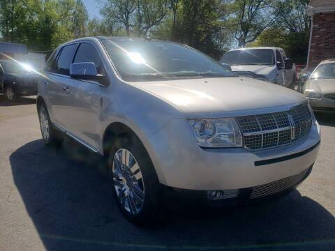 2010 Lincoln MKX for sale at Auto Choice in Belton MO