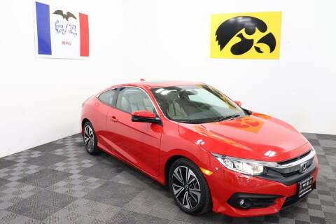 2016 Honda Civic for sale at Carousel Auto Group in Iowa City IA