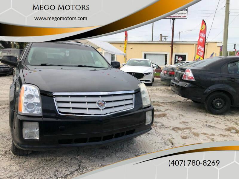 2006 Cadillac SRX for sale at Mego Motors in Orlando FL