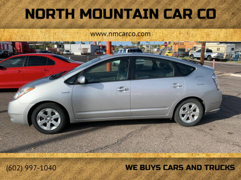 2008 Toyota Prius for sale at North Mountain Car Co in Phoenix AZ