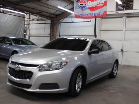 2015 Chevrolet Malibu for sale at FUN 2 DRIVE LLC in Albuquerque NM