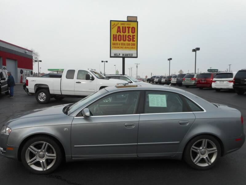 2006 Audi A4 for sale at AUTO HOUSE WAUKESHA in Waukesha WI