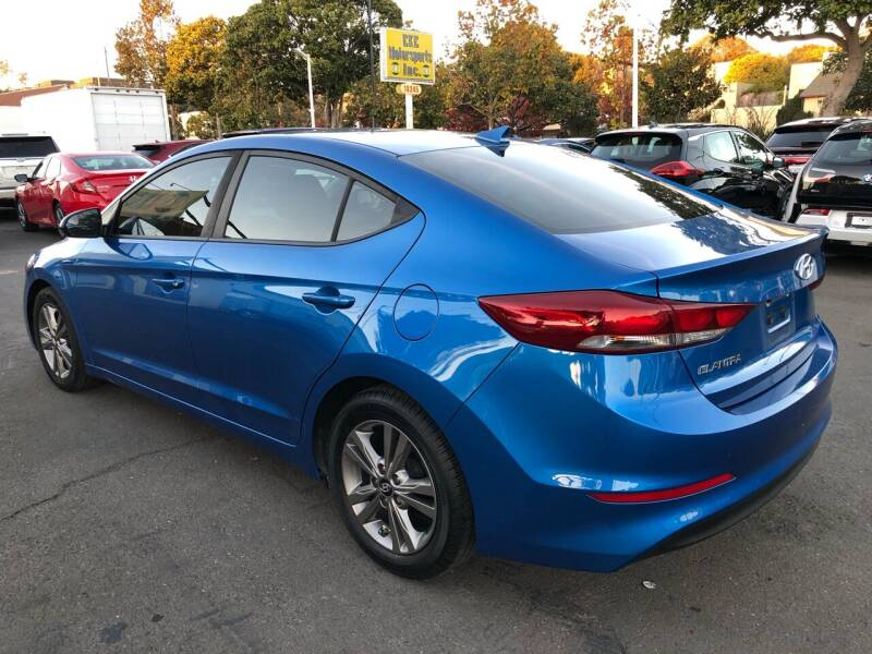 2017 Hyundai Elantra SE 4dr Sedan 6A (US) - El Cerrito CA