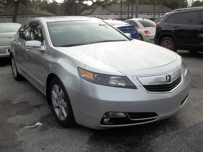 2014 Acura TL for sale at PJ's Auto World Inc in Clearwater FL
