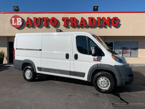 2016 RAM ProMaster Cargo for sale at LB Auto Trading in Orlando FL