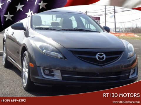2012 Mazda MAZDA6 for sale at RT 130 Motors in Burlington NJ