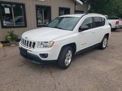 2011 Jeep Compass for sale at Auto Consider Inc. in Grand Rapids MI