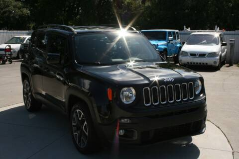 2018 Jeep Renegade for sale at Mike's Trucks & Cars in Port Orange FL