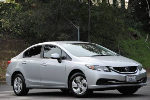 2013 Honda Civic for sale at VSTAR in Walnut Creek CA