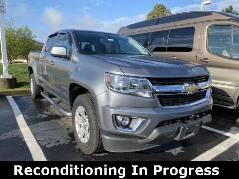 2019 Chevrolet Colorado for sale at Jeff Drennen GM Superstore in Zanesville OH