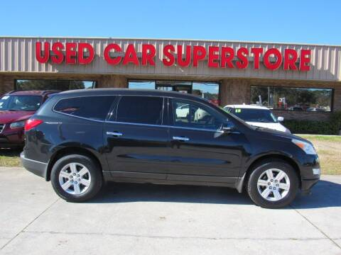 2010 Chevrolet Traverse for sale at Checkered Flag Auto Sales NORTH in Lakeland FL