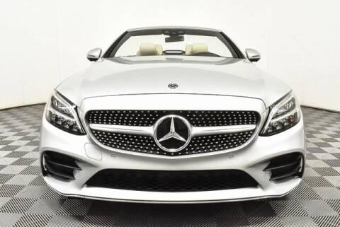 2019 Mercedes-Benz C-Class for sale at Southern Auto Solutions-Jim Ellis Hyundai in Marietta GA