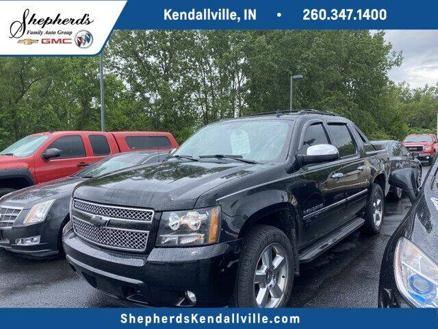 2013 Chevrolet Avalanche for sale in Kendallville, IN