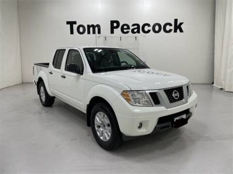 2020 Nissan Frontier for sale at Tom Peacock Nissan (i45used.com) in Houston TX