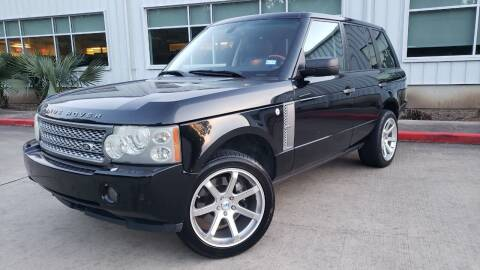 2006 Land Rover Range Rover for sale at Houston Auto Preowned in Houston TX