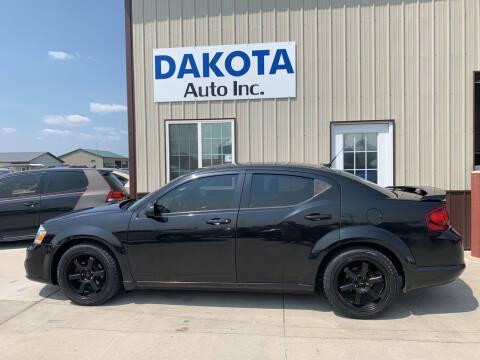 2011 Dodge Avenger for sale at Dakota Auto Inc. in Dakota City NE