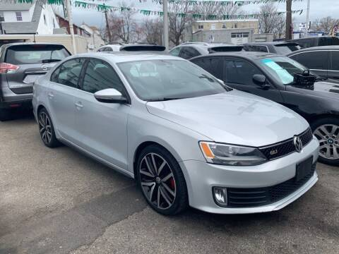2013 Volkswagen Jetta for sale at Park Avenue Auto Lot Inc in Linden NJ