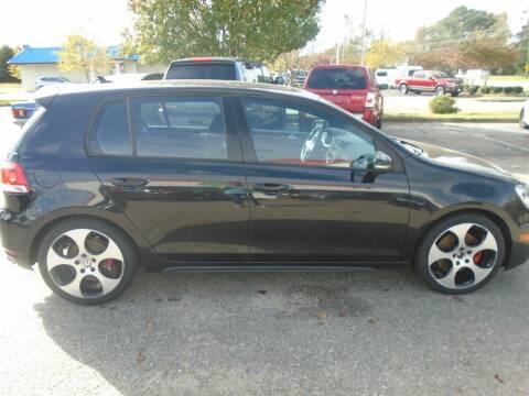 2011 Volkswagen GTI for sale at Premium Auto Brokers in Virginia Beach VA