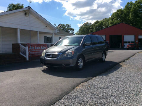2010 Honda Odyssey for sale at Ace Auto Sales - $1500 DOWN PAYMENTS in Fyffe AL