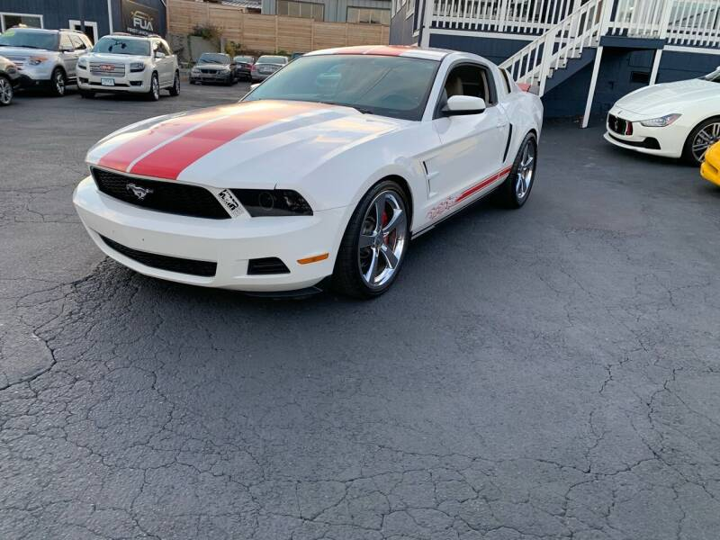 2010 Ford Mustang for sale at First Union Auto in Seattle WA
