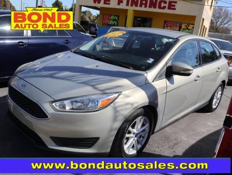 2015 Ford Focus for sale at Bond Auto Sales in St Petersburg FL