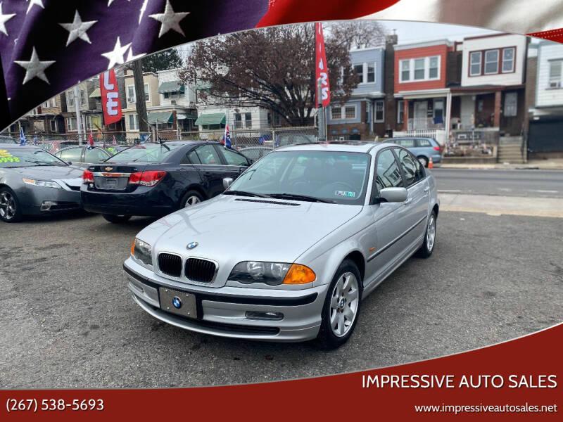 2001 BMW 3 Series for sale at Impressive Auto Sales in Philadelphia PA