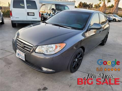 2007 Hyundai Elantra for sale at Gold Coast Motors in Lemon Grove CA