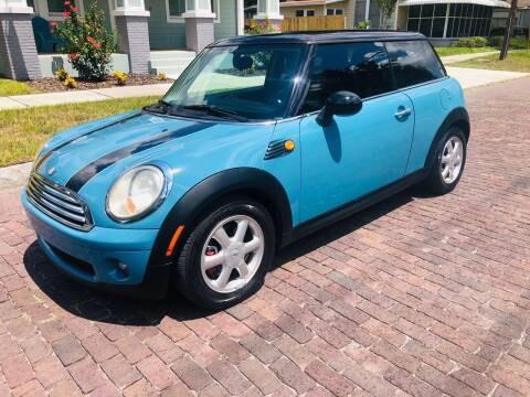 2008 MINI Cooper for sale at CHECK  AUTO INC. in Tampa FL