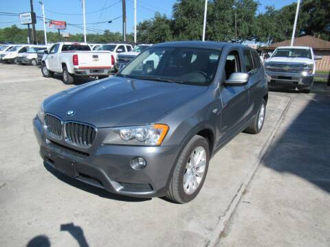 2013 BMW X3 for sale at Lone Star Auto Center in Spring TX