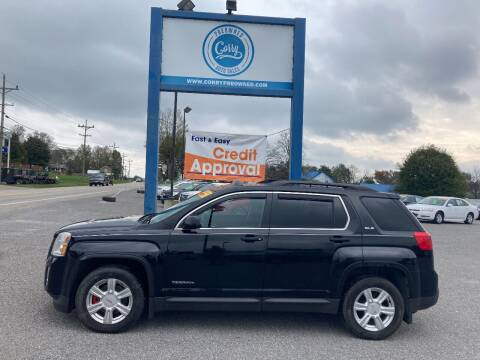 2014 GMC Terrain for sale at Corry Pre Owned Auto Sales in Corry PA