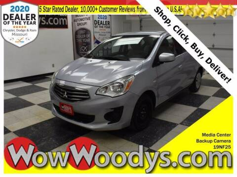 2019 Mitsubishi Mirage G4 for sale at WOODY'S AUTOMOTIVE GROUP in Chillicothe MO