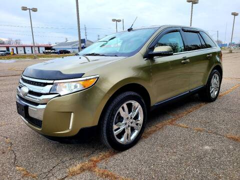 2013 Ford Edge for sale at Finish Line Auto Sales Inc. in Lapeer MI