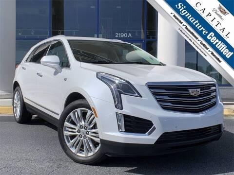 2017 Cadillac XT5 for sale at Capital Cadillac of Atlanta in Smyrna GA