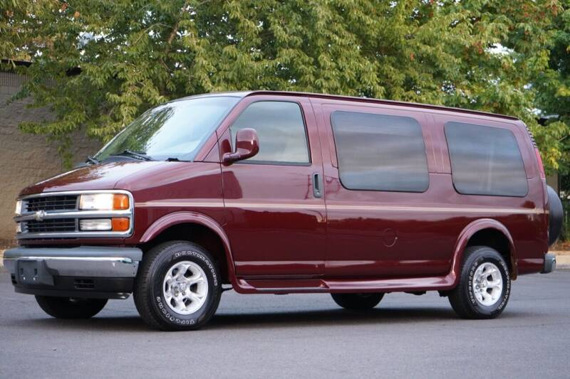 2001 Chevrolet Express Cargo for sale at Beaverton Auto Wholesale LLC in Hillsboro OR
