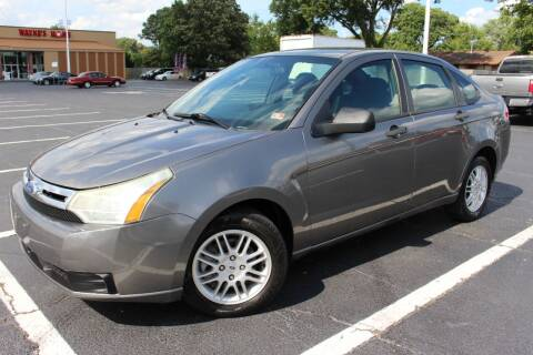 2011 Ford Focus for sale at Drive Now Auto Sales in Norfolk VA