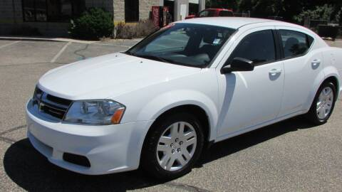 2013 Dodge Avenger for sale at Begleys Automotive Group in Elkhart IN