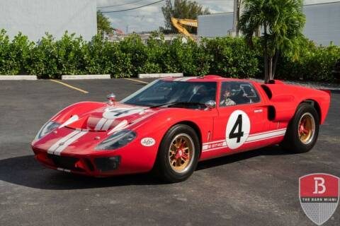 2018 Shelby GT40S