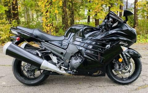 2012 Kawasaki Ninja® ZX™ -14R for sale at Street Track n Trail in Conneaut Lake PA