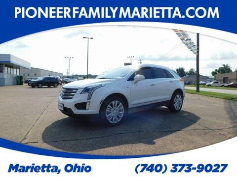 2018 Cadillac XT5 for sale at Pioneer Family preowned autos in Williamstown WV