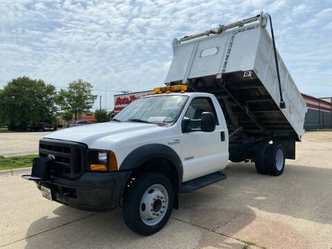 2006 Ford F-450 Super Duty for sale at TOWNE AUTO BROKERS in Virginia Beach VA