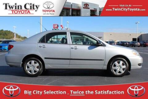 2008 Toyota Corolla for sale at Twin City Toyota in Herculaneum MO