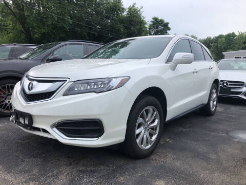 2018 Acura RDX for sale at Top Line Import of Methuen in Methuen MA