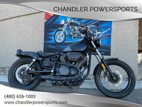 2017 Yamaha Bolt for sale at Chandler Powersports in Chandler AZ