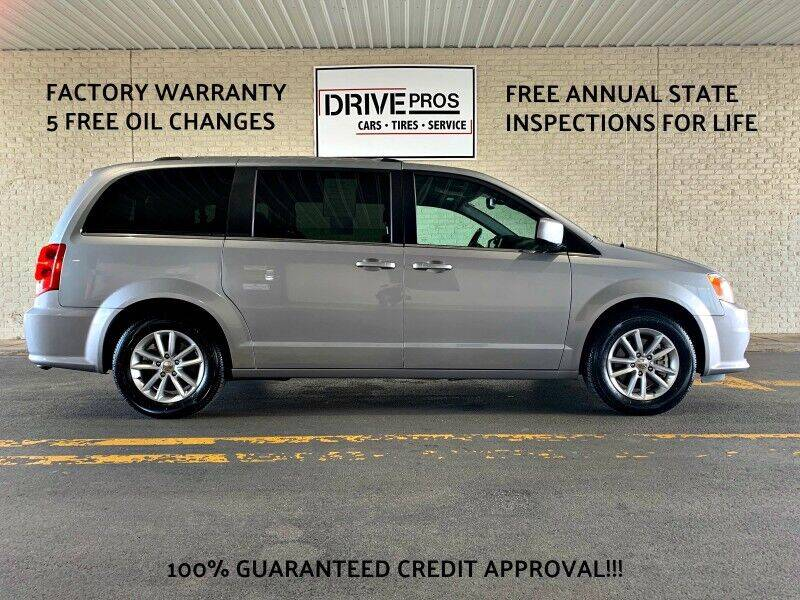 2019 Dodge Grand Caravan for sale at Drive Pros in Charles Town WV