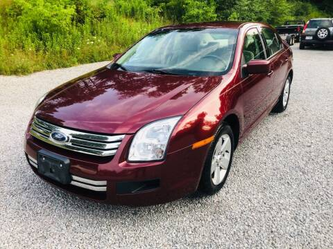 2006 Ford Fusion for sale at R.A. Auto Sales in East Liverpool OH