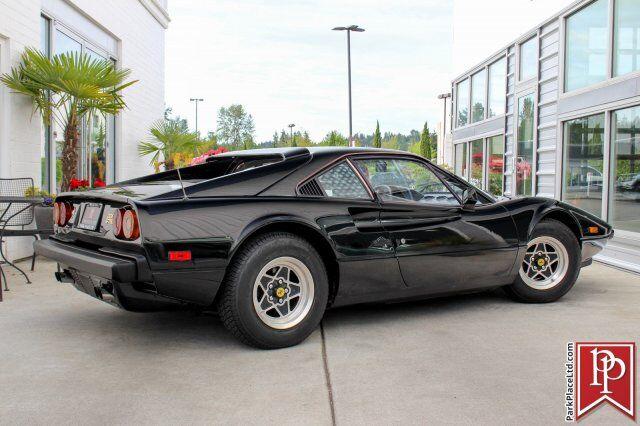 1981 Ferrari 308GTBi 41